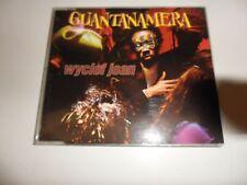 Cd  Guantanamera von Jean Feat.Refugee Allst Wyclef (1997) - Single