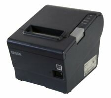 Bondrucker Epson TM-T88 V USB, RS232 (seriell) schwarz, Cutter, 80mm Bonbreite