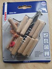 Bohrer  Markierspitzen Ø  8 mm Holzdübel  Holzbohrer mit Tiefenstop