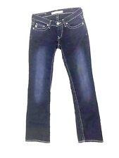 Big Star Jeans Women Size 26R Dark Wash Casey K Slim Boot Low Rise Fit