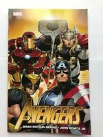 The Avengers by Brian Michael Bendis - Marvel Comics Trade Paperback Great Cond.