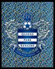 Panini Coca-Cola Championship 2009 - Queens Park Rangers Club Badge No. 365