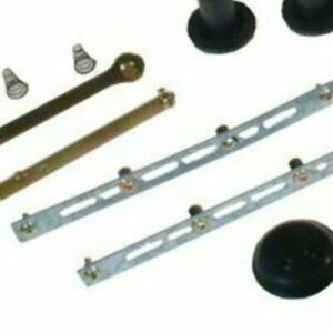 1959-74 Ford Galaxie Power Window Kit Plug and Play Harness Conversion Switches