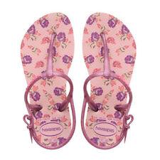 Calzado de niña chanclas rosa