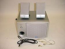 Yamaha TRS-MS01 TYROS Silver Speaker System
