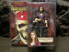 **** Very Rare Pirates of the Caribbean Series 3 Elizabeth Swann Figure ****
