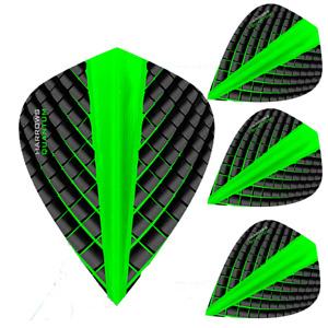 Harrows Quantum Kite Flights - Green - 100 micron