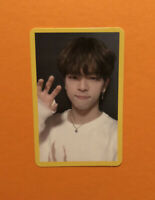 Stray Kids Clé2 Yellow Wood Woojin Photocard Yellow Border