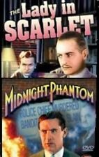 LADY IN SCARLET (1935) / MIDNIGHT PHANTOM (1935) - DVD - Region Free - Sealed