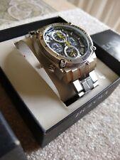 Bulova Precisionist 96B175 Men's Wrist Watch - Silver