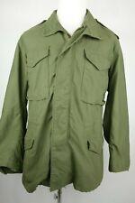 Vintage Alpha Industries M-65 US Military Field Jacket Men Size Medium