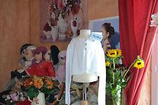 veste tartine et chocolat neuve blanche 8 ans saint paul de vence brelogue neoud