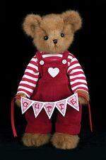 BEARINGTON ours 35.6cm Valentine's ourson~ Q. T. ( cutie) tarte ~190087