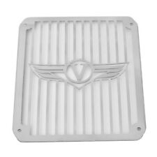 Stainless Radiator Grill Guard Cover For Kawasaki Vulcan VN400 VN800 1995-2006