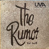 jazz funk lounge breaks LP THE RUMOR At Last ♫ Mp3 St. Louis Rare Groove Private