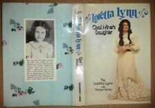 SIGNED LORETTA LYNN COAL MINERS DAUGHTER REAL COUNTRY MUSIC ICON STAR BIOGRAPHY
