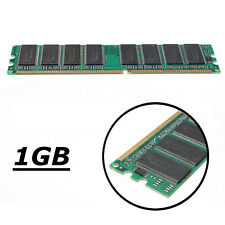 1GB 1G DDR400 PC3200 184 Pins Non-ECC Desktop PC DIMM Memory RAM For AMD System