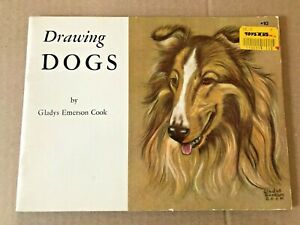 Drawing Dogs By Gladys Emerson Cook