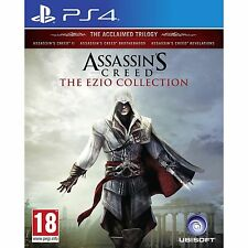 Assassin's Creed The Ezio Collection Playstation 4 PS4 Brand New * AU STOCK*