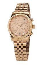 Michael Kors Lexington Women's Round Wristwatches