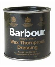 Barbour Wax Thornproof Dressing Tin 200ML For Rewaxing Barbour Jackets.