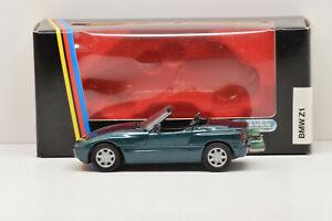 BMW Z1 1988 GREEN SCHABAK 1/43 NEUF EN BOITE