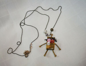 MARNI H&M Robot Necklace