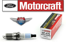 1 Genuine Motorcraft Platinum Spark Plug SP-479 AGSF22WM