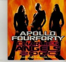(DI390) Apollo Fourforty, Charlies Angels 2000 - 2000 DJ CD