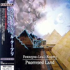JAVIER LEAL/VITALIJ KUPRIJ/MARCO FERRIGNO - PROMISED LAND [JAPAN] NEW CD