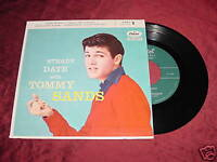 STEADY DATE WITH TOMMY SANDS - 45 CAPITOL EAP1-848