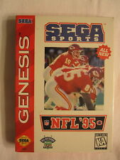 NFL '95 (Sega Genesis) Brand New, Factory Sealed!
