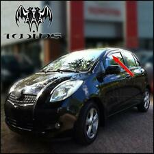 Climair Viento desviadores de coche Toyota Yaris 5 puertas Mk3//XP130 2012 en adelante Conjunto de 4