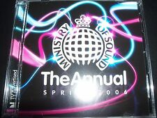 Ministry Of Sound Annual Spring 2006 EU 2 CD – Like New