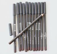 12 pcs 1002 DARK BROWN Italia Deluxe Ultra Fine Eye Liner Eyeliner Pencil