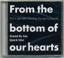 Stand By Me / Quick One - From The Bottom Of Our Hearts SPLIT-CD Japan Mod Punk