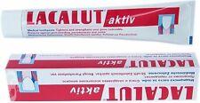Lacalut aktiv (active), toothpaste, 100ml - BLEEDING GUMS PREVENT PERIODONTITIS