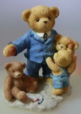 """CHERISHED TEDS  """"ANDREW""""  EUROPEAN EARLY RELEASE 789747  MINT IN BOX"""