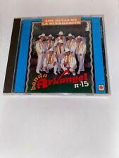 Banda Arkangel - Los Reyes De La Quebradita(fonovisa)