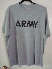 Extra Large ARMY Short Sleeve Reflective T-shirt