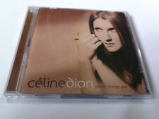 "CELINE DION ""ON NE CHANGE PAS"" 2CD 36 TRACKS COMO NUEVO"