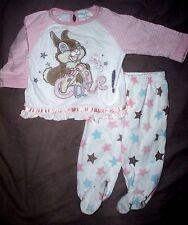 pyjama coton occasion panpan disney coton taille 0-3 mois thumper
