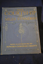 The Courtship of Miles Standish Illustrated byt Howard Christy Chandler