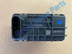 OEM Hella / Garrett Electronic Turbo Actuator 6NW009543 763797 G013 Turbocharger