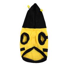 Atuendo para mascota Ropa abrigo perro perrito  Yorkie abeja abejorro traje L8E9