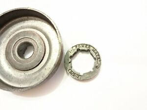 Husqvarna 254/257/262 3/8 clutch drum oregon 100757