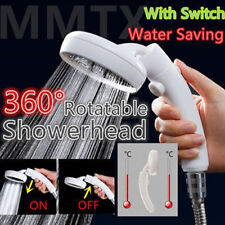 360° Rotatable Water Saving High Pressure Handheld Shower Head Showerhead