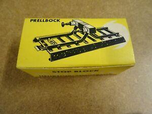 MARKLIN 7190 HO BOXED / STOP BLOCK