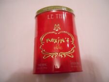Maxim's Paris Green Tea Loose in Tin *new*