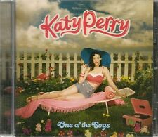 CD ALBUM 13 TITRES--KATY PERRY--ONE OF THE BOYS--2008